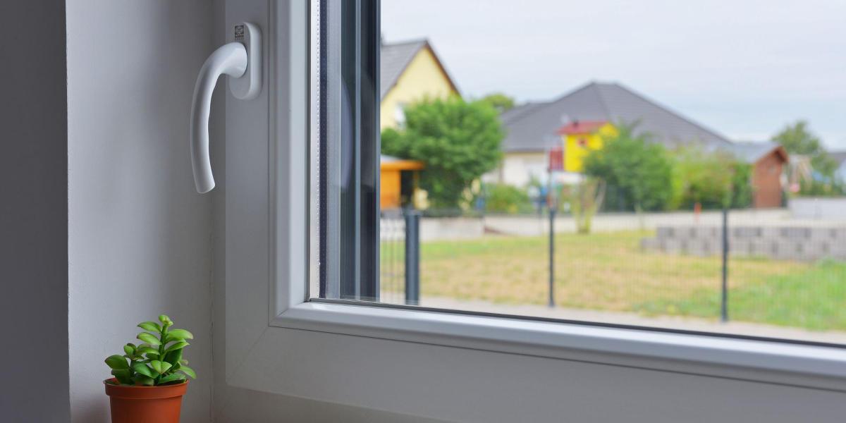 La fenêtre PVC permet réellement de faire des économies de chauffage