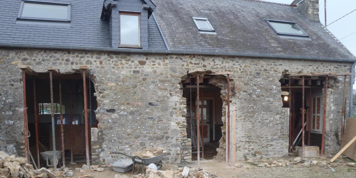 Permis de construire pour rénovation de maison ?