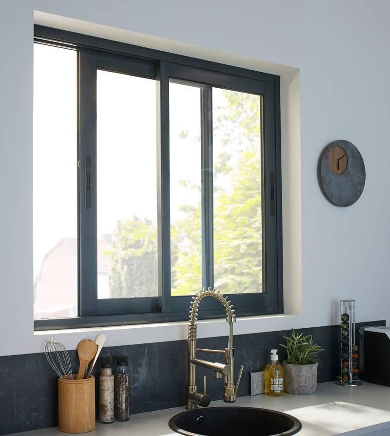 Fenêtre Coulissante Aluminium sur mesure