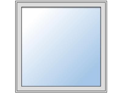 Fenêtre alu fixe