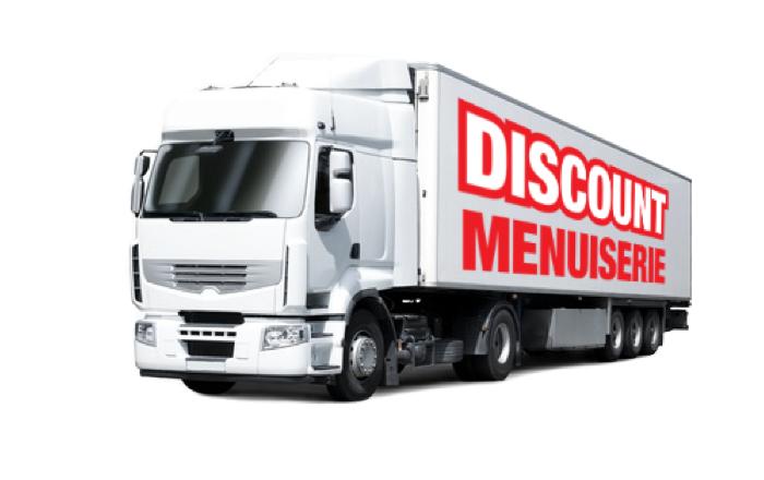 Livraison de menuiseries par transporteur spécialisé