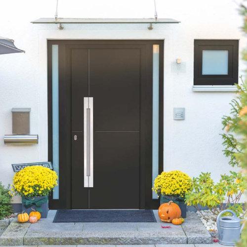 La porte d'entreé donne de valeur à votre maison