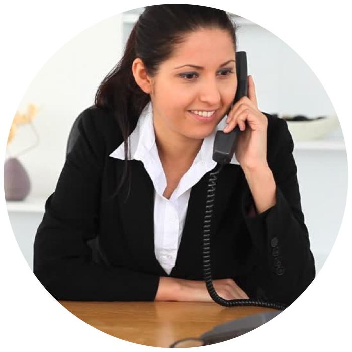 Validation technique par téléphone de toutes les commandes